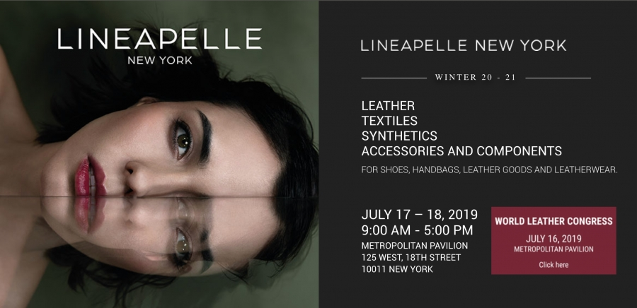 Remy Carriat team will be in New Yorok for the next Lineapelle trade fair on July 17th and 18th. This is an unique opportunity to meet our experts and discover our latest made in France quality leather collection.